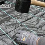 GardenMate® Bâche anti-mauvaises herbes 100gms 2x5m de la marque GardenMate® TOP 10 image 2 produit