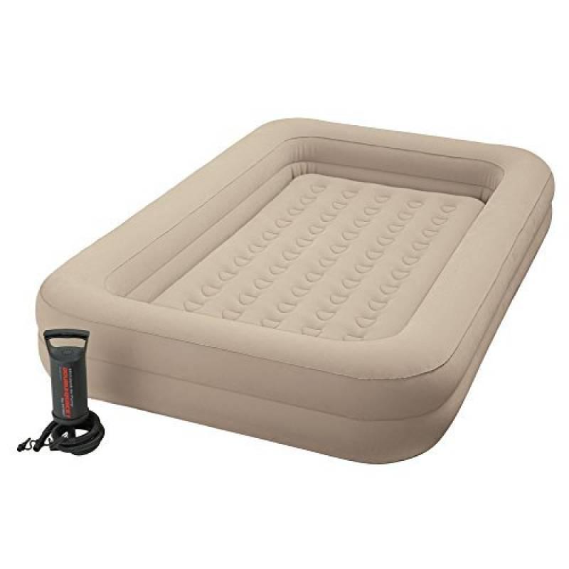 Intex 66810 Airbed Lit gonflable Enfant Floque + Gonfleur de Voyage de la marque Intex TOP 13 image 0 produit