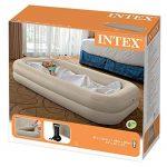 Intex 66810 Airbed Lit gonflable Enfant Floque + Gonfleur de Voyage de la marque Intex TOP 13 image 3 produit