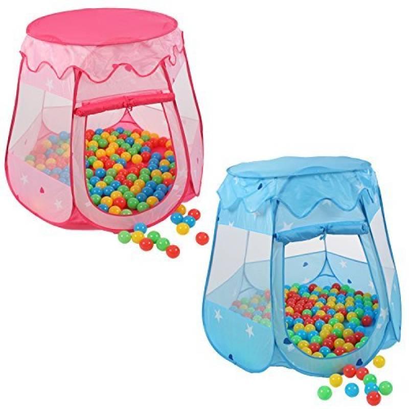 KIDUKU® tente de jeu pour enfants + 100 balles + étui de transport de la marque KIDUKU TOP 6 image 0 produit