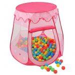 KIDUKU® tente de jeu pour enfants + 100 balles + étui de transport de la marque KIDUKU TOP 6 image 1 produit
