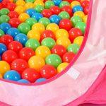 KIDUKU® tente de jeu pour enfants + 100 balles + étui de transport de la marque KIDUKU TOP 6 image 2 produit