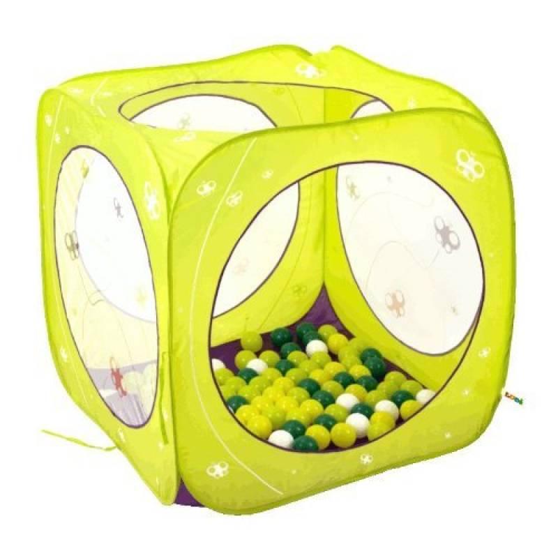 Ludi - Cubes Pop-up à Balles de la marque Ludi TOP 2 image 0 produit