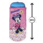 Minnie Mouse - Lit junior ReadyBed - lit d'appoint pour enfants avec couette intégrée de la marque Worlds Apart TOP 4 image 0 produit
