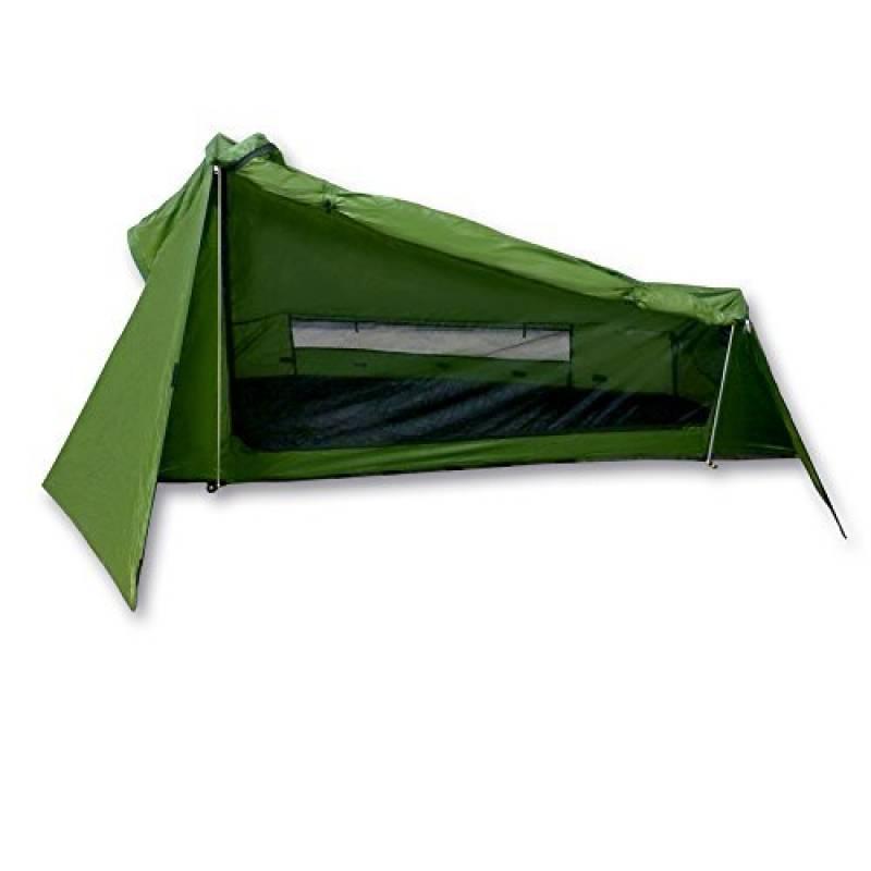 Outdoorer Tente Trek Santiago – vert, 1,15 kg, petit encombrement, tente légère pour 1 personne de la marque Outdoorer TOP 3 image 0 produit