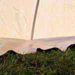 Palazzo24Moyen-âge Tente Ritter Herold, 3x 3m Tente Roulement LARP Ritter médiéval viking couleurs assorties de la marque Battle Merchant TOP 12 image 2 produit