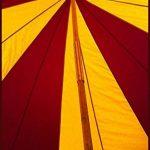 Palazzo24ronde Moyen-âge Tente herwald, 3m de diamètre Ritter LARP Roulement Tente médiéval viking couleurs assorties de la marque Battle Merchant TOP 7 image 1 produit