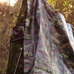 Ribitech - prbc1301,8x3 - Bâche imperméable et imputrescible camouflage 1,8 x 3 m de la marque RIBITECH TOP 4 image 1 produit