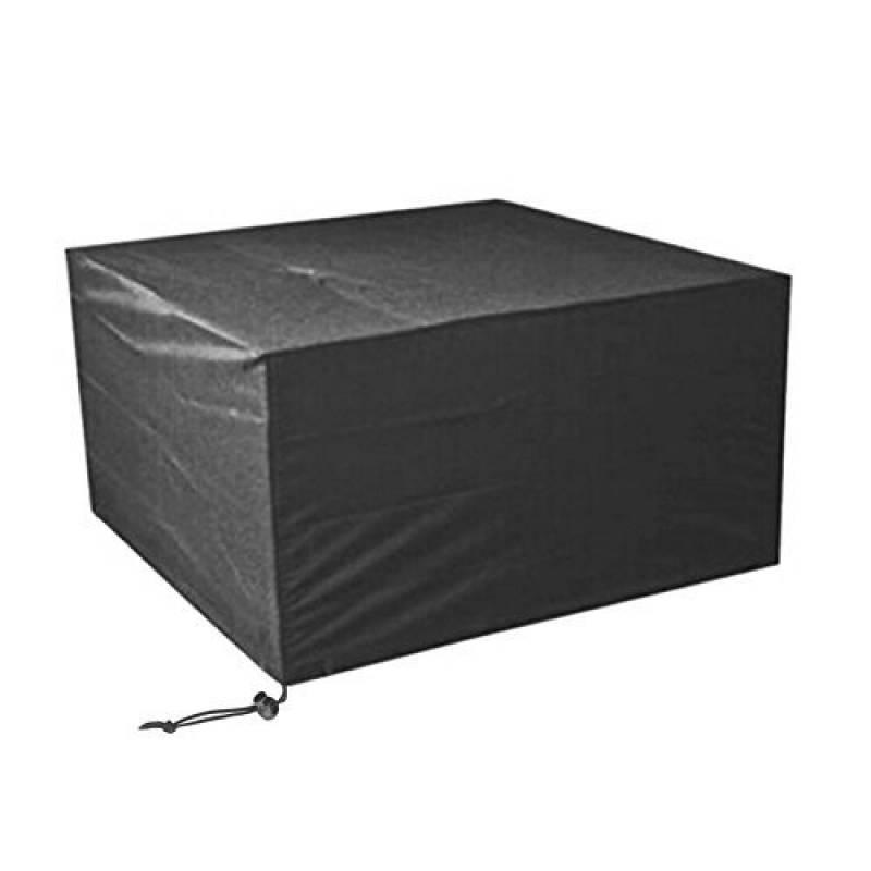 Ruichenxi ® Housse De Protection Pour Mobilier Tables Chaises De Jardin Rectangulaire (123x123x74cm) de la marque Ruichenxi TOP 3 image 0 produit