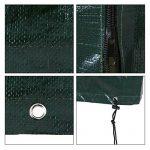 Songmics Bâche de protection pour des meubles de jardin 240 x 140 x 90 cm GFC93L de la marque Songmics TOP 1 image 2 produit