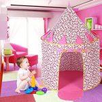 Sonyabecca Tente de jeu pour Enfants Cotton Princesse Pop Up Chateau de la marque sonyabecca TOP 6 image 1 produit