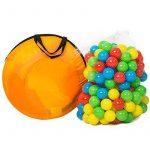 TecTake Tente cubique pour enfants avec tunnel + 200 balles + sac - tente de jeu de la marque TecTake TOP 5 image 3 produit