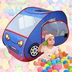 Tente de Jeu Enfants , GIM Pop Up Voiture Tente de Piscîne à Balles de pour Enfant Maison de Jeu de la marque Global I Mall TOP 3 image 1 produit