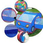 Tente de Jeu Enfants , GIM Pop Up Voiture Tente de Piscîne à Balles de pour Enfant Maison de Jeu de la marque Global I Mall TOP 3 image 2 produit