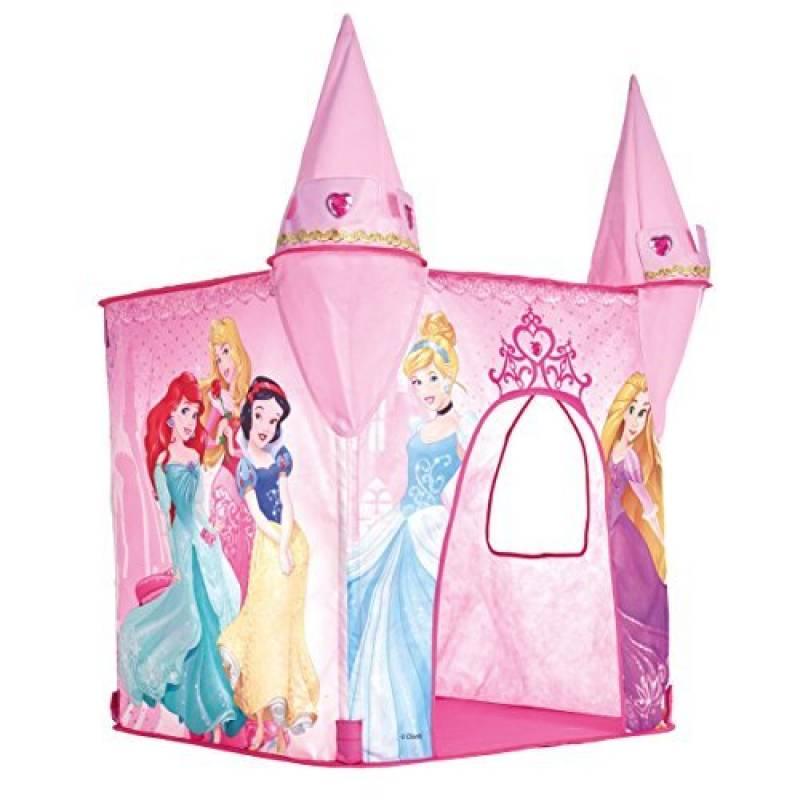 Tente de jeu pop-up château Princesses Disney de la marque Worlds Apart TOP 7 image 0 produit