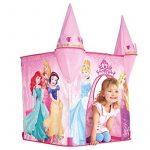 Tente de jeu pop-up château Princesses Disney de la marque Worlds Apart TOP 7 image 1 produit