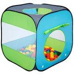 Tente de jeu pour enfants | léger à transporter | Idéal pour l´intérieur et l´extérieur | Incl. pratique étui pour le garder / transporter | Maison de Jardin de TOP 1 image 0 produit