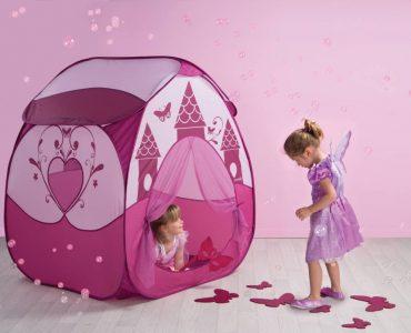 Trouver la meilleure tente de jeu pour les filles principale