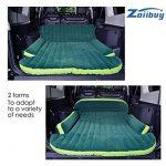 Zoiibuy Matelas Gonflable Double lit de Voiture Portable pour Voyager en Plein Air, y Compris la Pompe à Air électrique de la marque Zoiibuy® TOP 1 image 2 produit