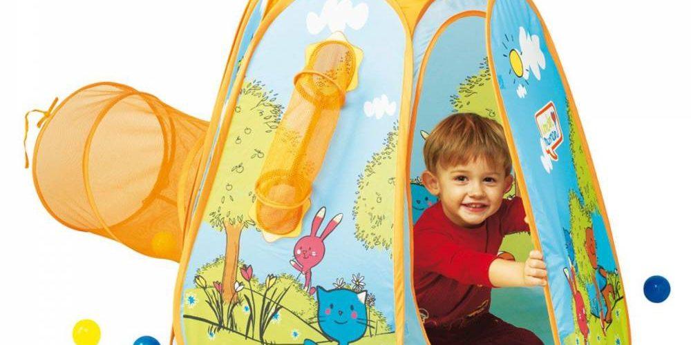Acquérir une tente jouet pour son enfant principale