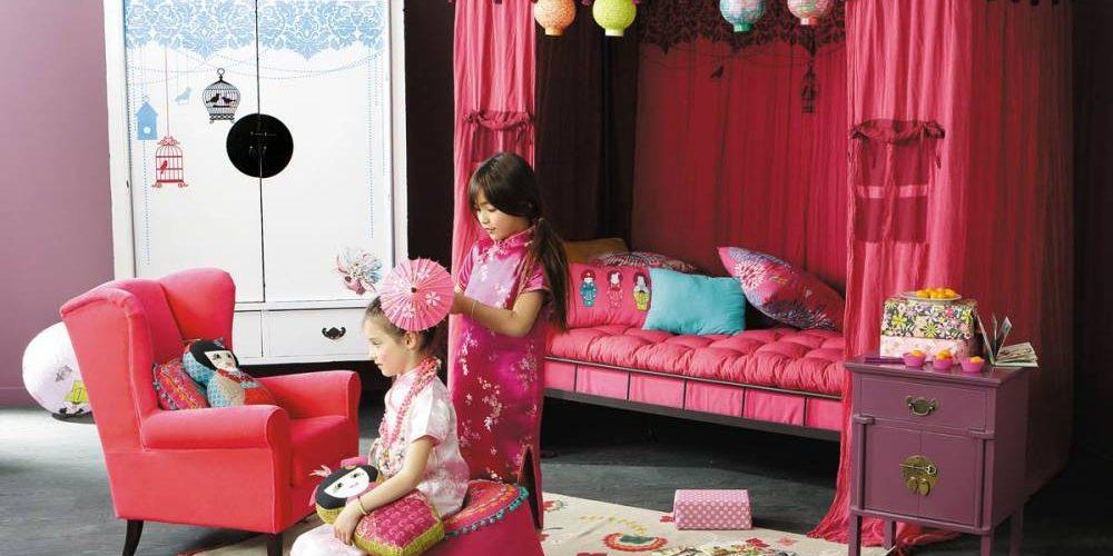 Bien choisir une tente pour la chambre d'un enfant principale