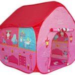 Enfants Pop Up tente de jeu de conception comme une maison de poupée avec un unique imprimé Lecture: Ch. rose de filles Jouet Tente de la marque Pop It Up TOP 5 image 0 produit