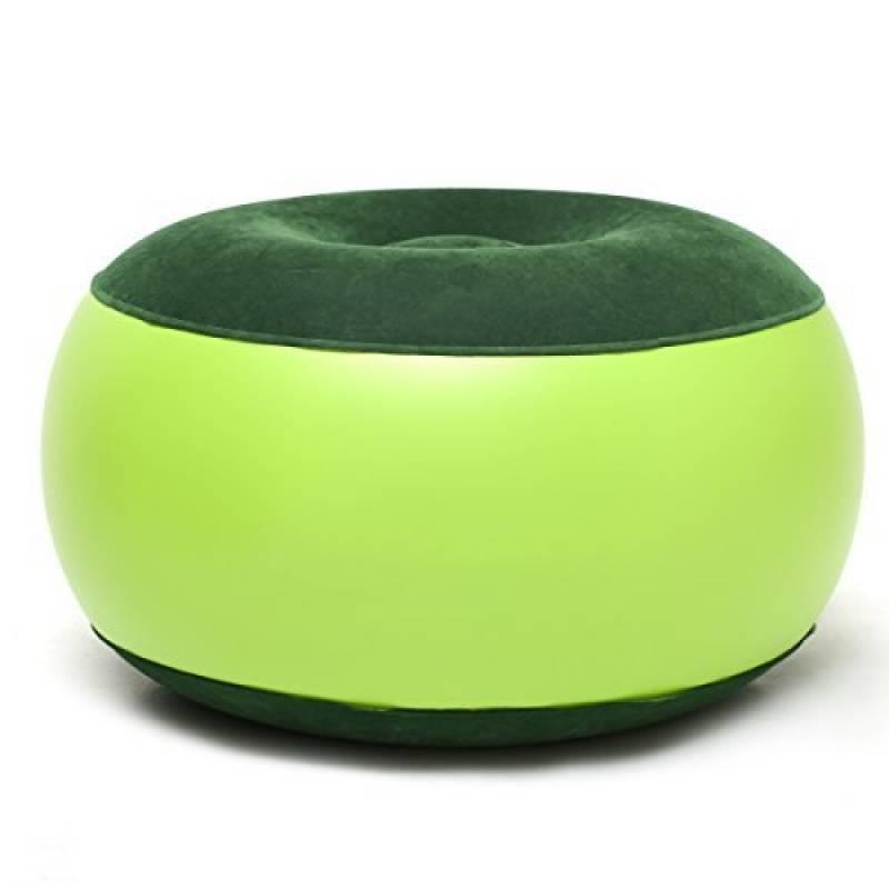 Firstwish gonflable Tabouret Portable extérieur Repose-pieds Coussin pour Home Office Yoga de la marque Firstwish TOP 4 image 0 produit