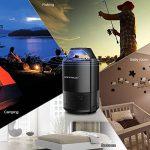 Keynice piège anti-moustique Pièges à moustiques Tueur de moustique Intérieur Non toxique USB 5V lampe UV attirer superbe de sourdine Lampe d'inhalateur de TOP 1 image 3 produit