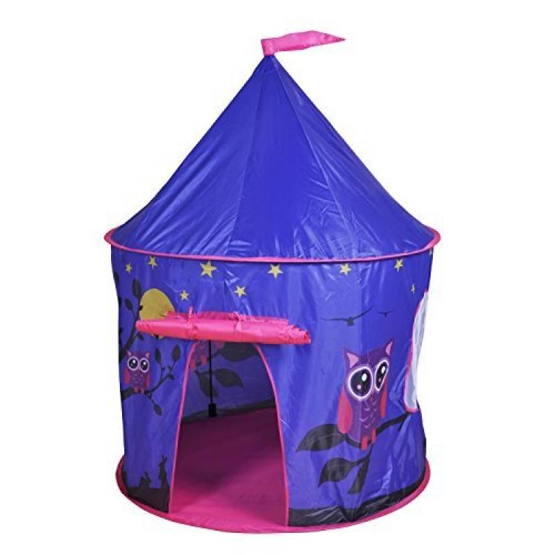 Knorrtoys 55539 Tente de jeux - Couleur bleu nuit avec motif chouette. de la marque Knorrtoys TOP 4 image 0 produit