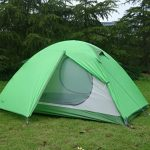 Luxe Tempo 2 Personnes 2 Places Tente Tapis Inclus Ultralégère de Randonnée Camping 3 et 4 Saisons avec 2 Absides 2 Portes 1800g Robuste Hautment Imperméable Bi TOP 6 image 3 produit