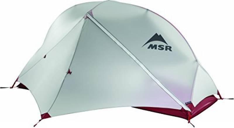 MSR Hubba NX - Tente igloo 1 personne - gris/rouge 2017 tente en tunnel de la marque MSR TOP 8 image 0 produit