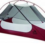 MSR Hubba NX - Tente igloo 1 personne - gris/rouge 2017 tente en tunnel de la marque MSR TOP 8 image 1 produit