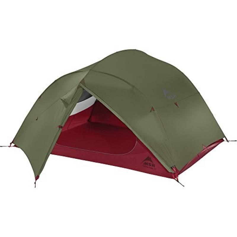 MSR Mutha Hubba 3P Lightweight Tent Red de la marque MSR TOP 6 image 0 produit