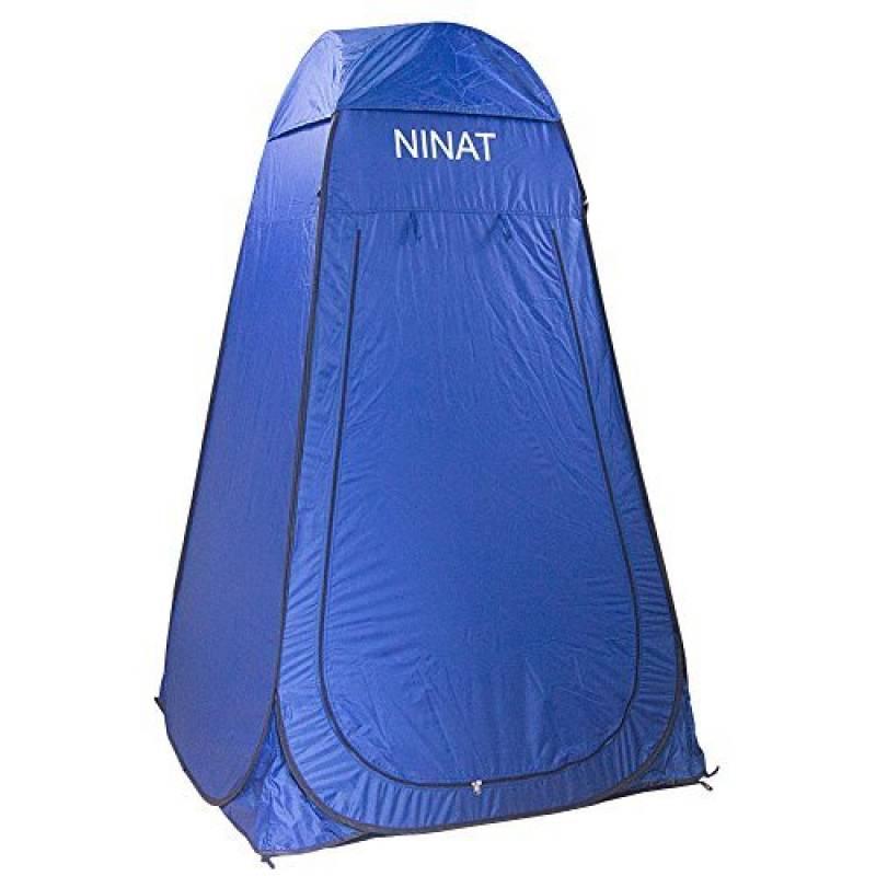 NINAT Pop Up Tente De Douche Vestiaire Des Tentes Cabine de Changement Toilette Pliable et Amovible pour Utilisation Extérieure de la marque NINAT TOP 2 image 0 produit