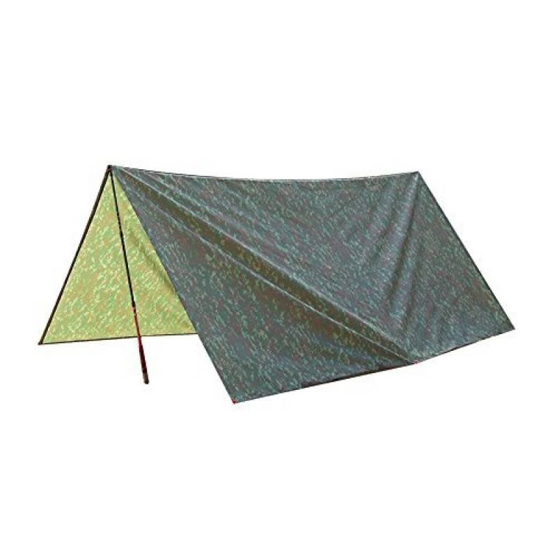 Pellor 3mx3m bâche de tente tapis de sol imperméable camouflage pour camping randonnée de la marque Pellor TOP 6 image 0 produit