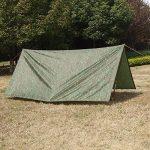Pellor 3mx3m bâche de tente tapis de sol imperméable camouflage pour camping randonnée de la marque Pellor TOP 6 image 4 produit