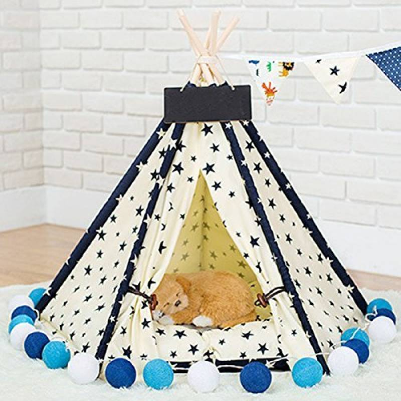 tipi pour chat tipi pour chat tipi pour chat design en carton recycl couleurs panier capuchon. Black Bedroom Furniture Sets. Home Design Ideas
