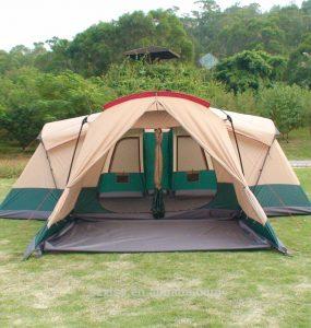 Se laisser séduire par une tente de luxe en camping principale