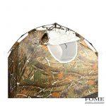 Tente de camping, Fome sports outdoors léger pliable 2personnes automatique extérieur imperméable famille Tente Pop Up pour Voyage Camping Camouflage garantie TOP 2 image 1 produit