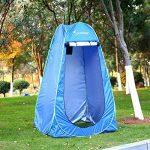 [Tente de douche] Sportneer 16cm Portable Pliable et Amovible Pop Up Vestiaire Tente/Tente Instantanée de Douche Toilette Abri de Plein Air Avec Sac de Transpor TOP 9 image 1 produit