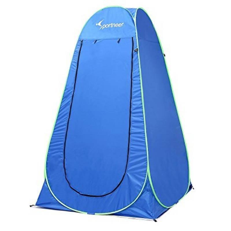 [Tente de douche] Sportneer 16cm Portable Pliable et Amovible Pop Up Vestiaire Tente/Tente Instantanée de Douche Toilette Abri de Plein Air Avec Sac de Transpor TOP 9 image 0 produit