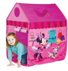 Tente pour fille : un objet de décoration féérique principale