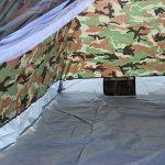 TOMSHOO Tente de camping portable Imperméable pour 2 personne seule couche de camouflage pour Pour Camping jardin Randonnée de la marque TOMSHOO TOP 3 image 3 produit