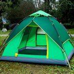 Towinle Tente de Camping Randonnée Imperméable Hydraulique Automatique à Double Couche pour 3-4 Personnes de la marque Qianjiangshui TOP 12 image 1 produit
