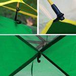 Towinle Tente de Camping Randonnée Imperméable Hydraulique Automatique à Double Couche pour 3-4 Personnes de la marque Qianjiangshui TOP 12 image 2 produit