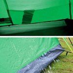 Towinle Tente de Camping Randonnée Imperméable Hydraulique Automatique à Double Couche pour 3-4 Personnes de la marque Qianjiangshui TOP 12 image 3 produit