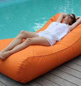 Un coussin gonflable d'extérieur pour préserver le confort principale