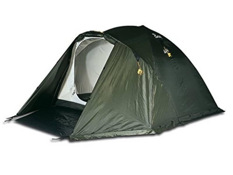 Bertoni Alp 4 Tente de camping, d'alpinisme et de randonnée, vert forêt, Taille unique de la marque BERTONI TOP 4 image 0 produit