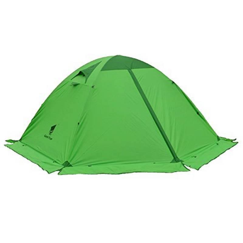 GEERTOP Tente de Camping Dôme Trekking Léger Imperméable - 140 x 210 x 115 cm (2,59kg) - 2 Personnes 4 Saisons Pour Camping Randonnée de la marque Geertop TOP 9 image 0 produit