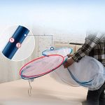 Intérieur ou extérieur Moustiquaire Kashang de Mongolie PopUp Tente dôme Blanc Design gratuit d'installation et de pliage Net, convient pour adultes, enfant TOP 5 image 2 produit